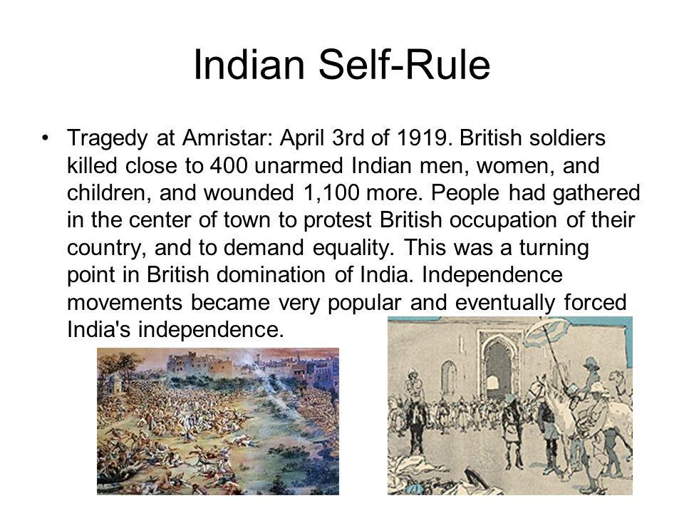 Indian Self-Rule