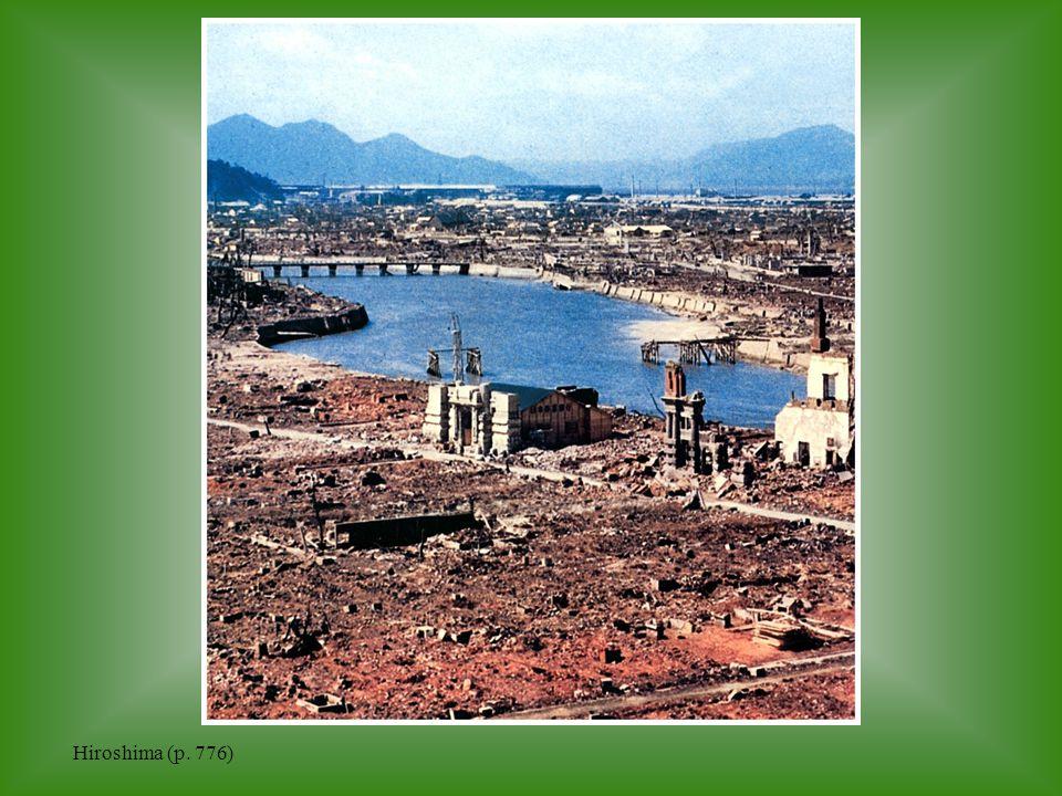 Hiroshima (p. 776)