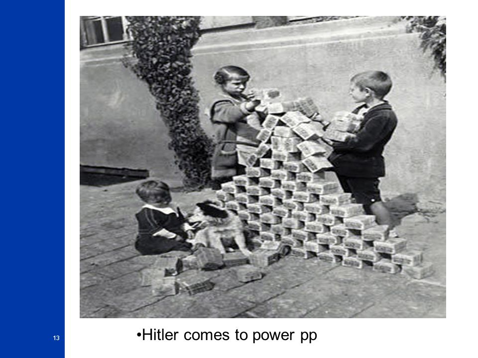Hitler comes to power pp