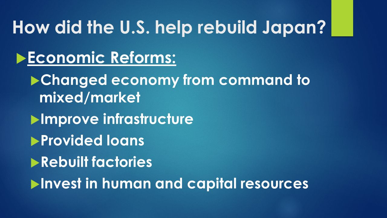 What Type of Economic System Does Japan Have?