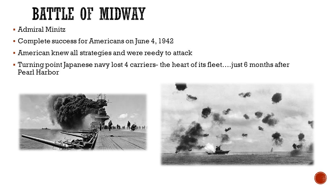 Battle of midway Admiral Minitz