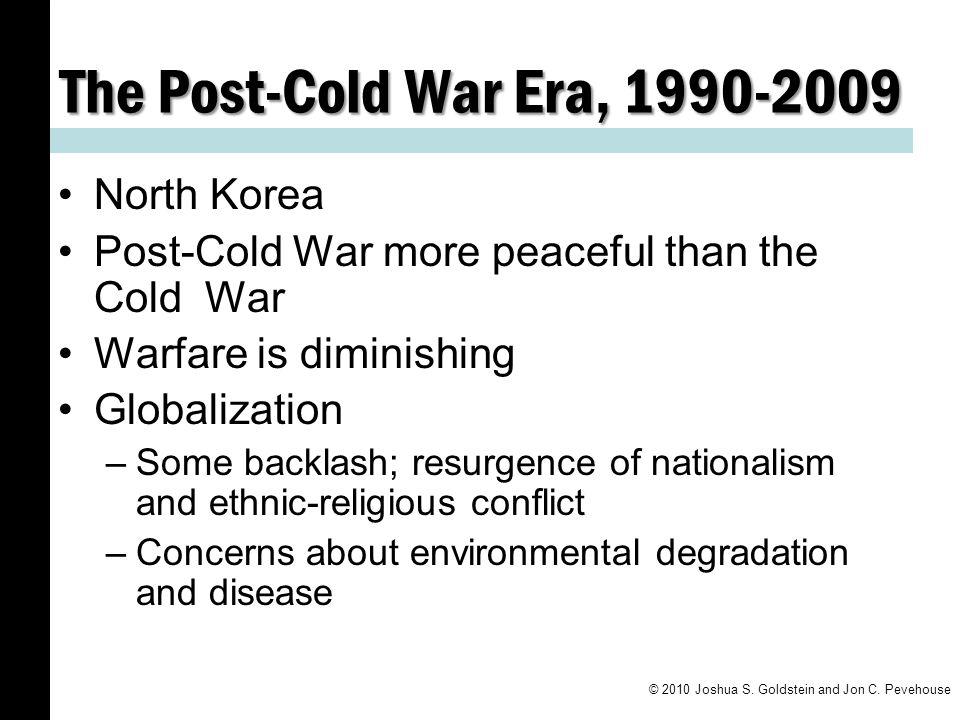 The Post-Cold War Era, 1990-2009 North Korea