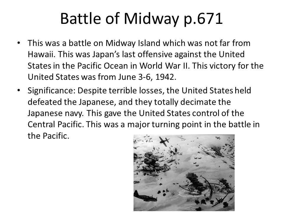 Battle of Midway p.671