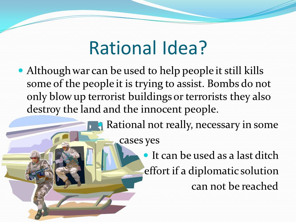 Rational Idea