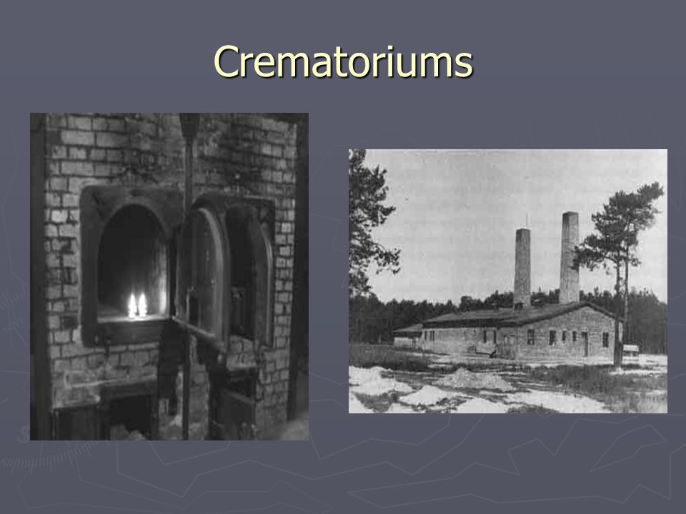 Crematoriums