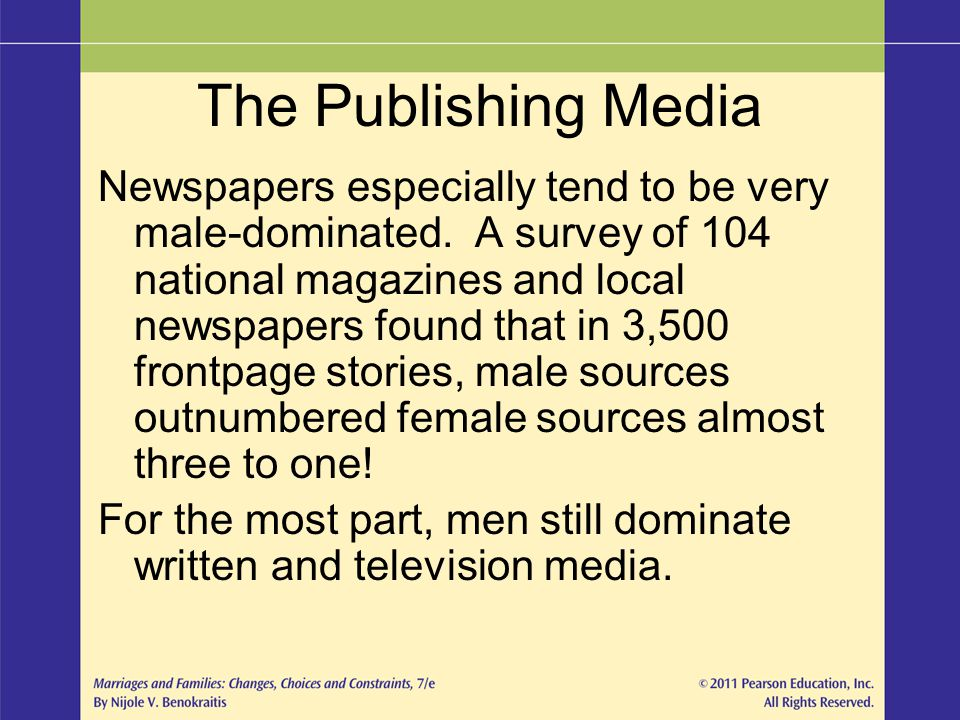 The Publishing Media