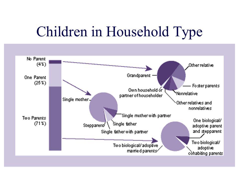 Children in Household Type