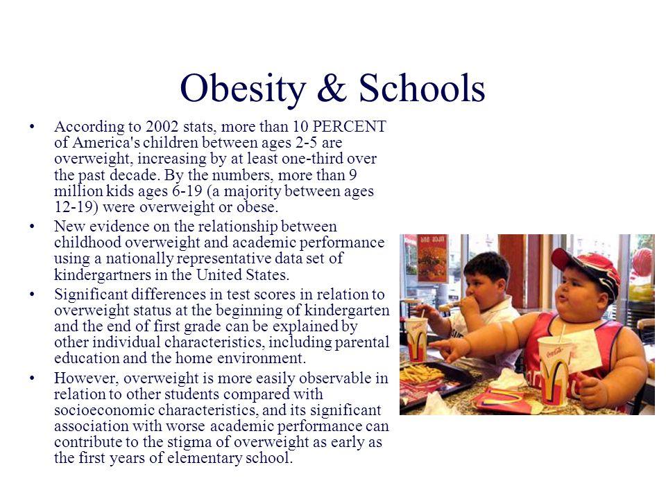 Obesity & Schools