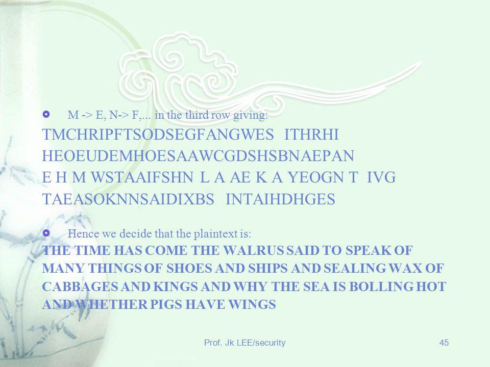 TMCHRIPFTSODSEGFANGWES ITHRHI HEOEUDEMHOESAAWCGDSHSBNAEPAN
