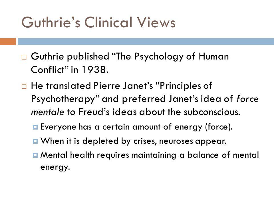 Guthrie's Clinical Views