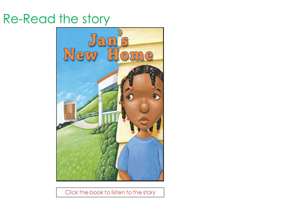 Click the book to listen to the story