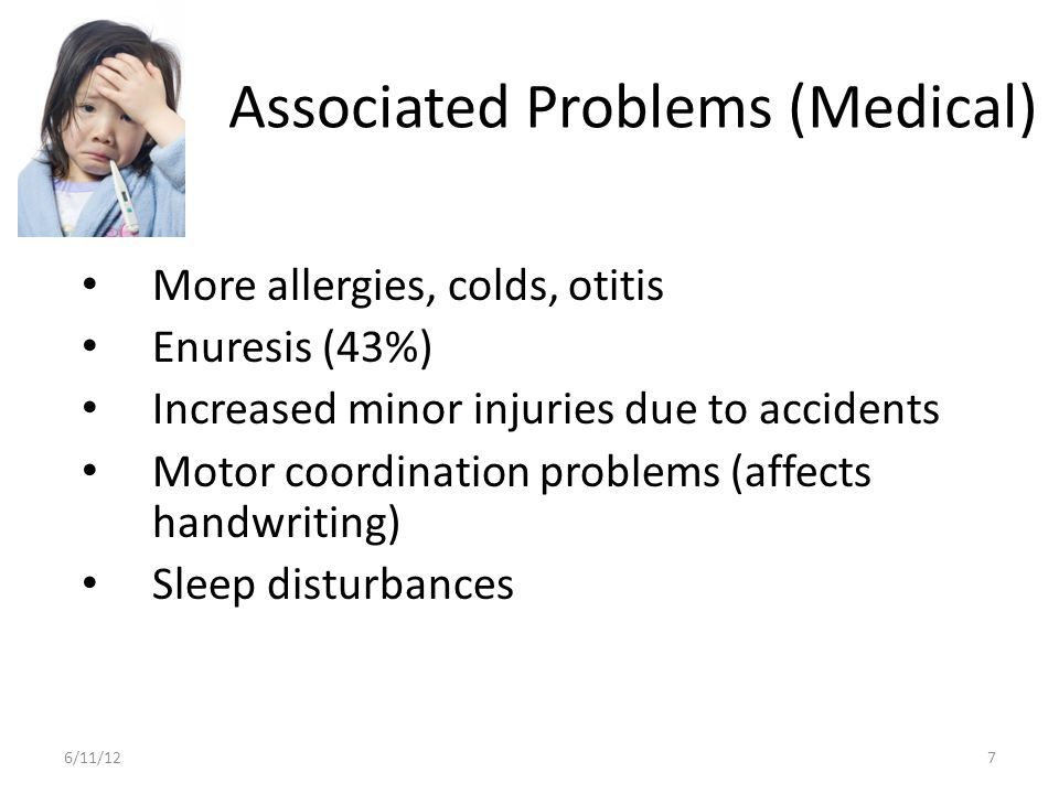 Associated Problems (Medical)