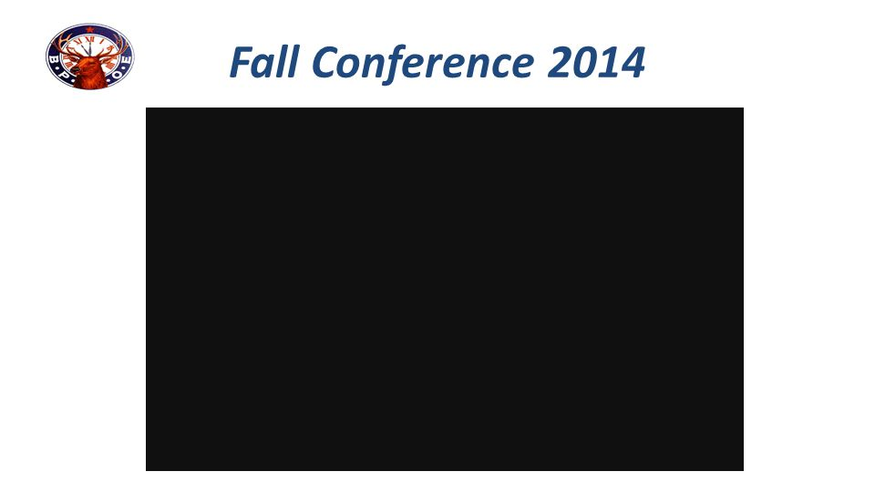 Fall Conference 2014