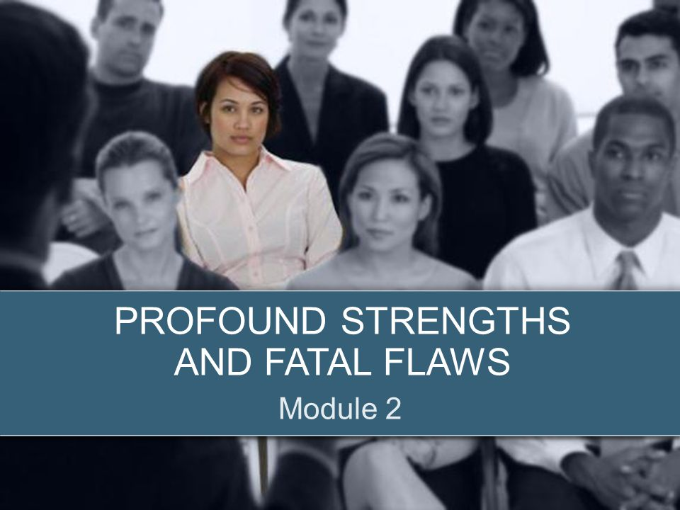 Profound Strengths and Fatal Flaws