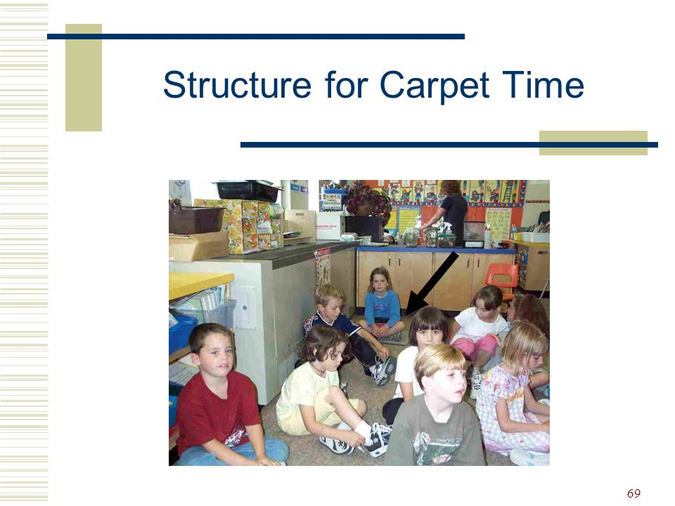 Structure for Carpet Time