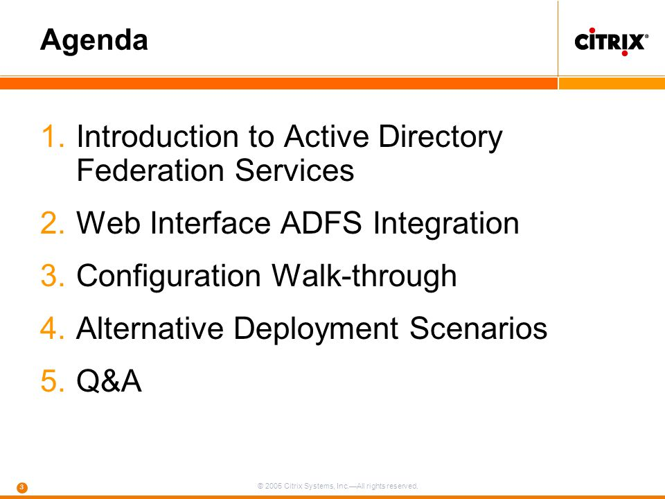 Introduction to Active Directory Federation Services