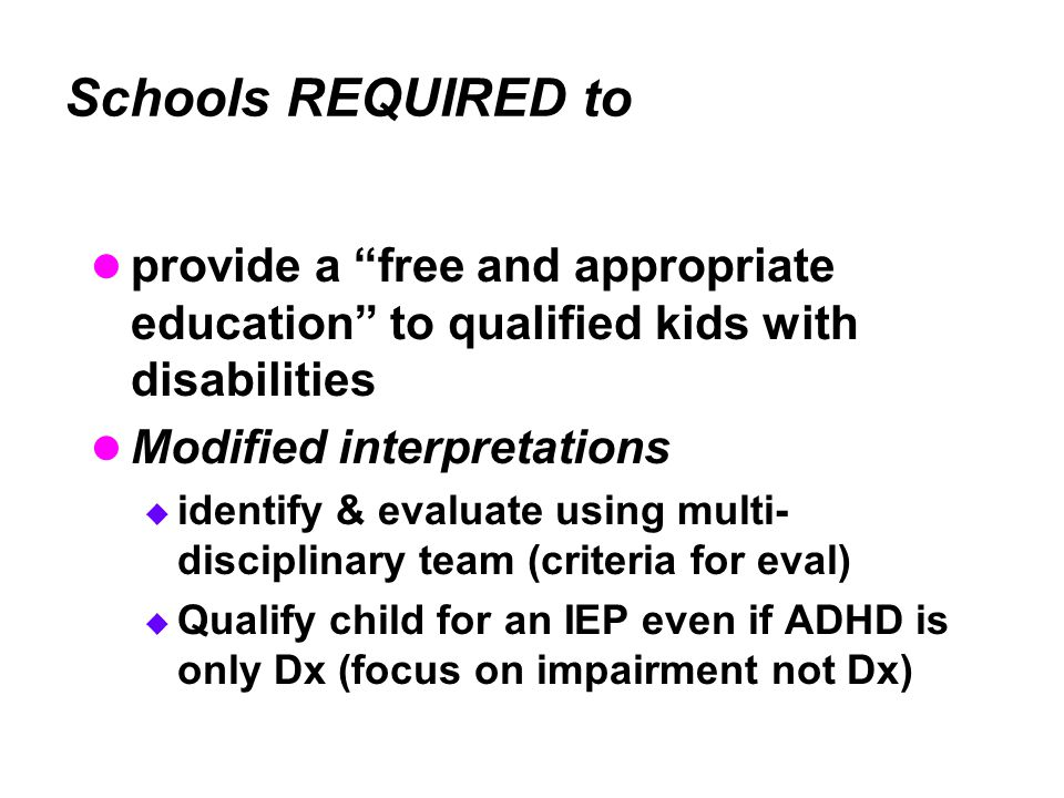 Attention Deficit Disorder - Objective Assessment & Treatment Options -- Dr. Bruce Michael Cappo