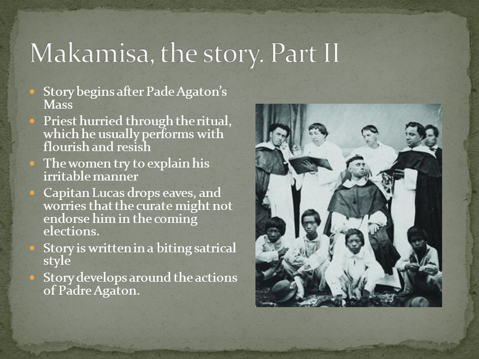 Makamisa, the story. Part II