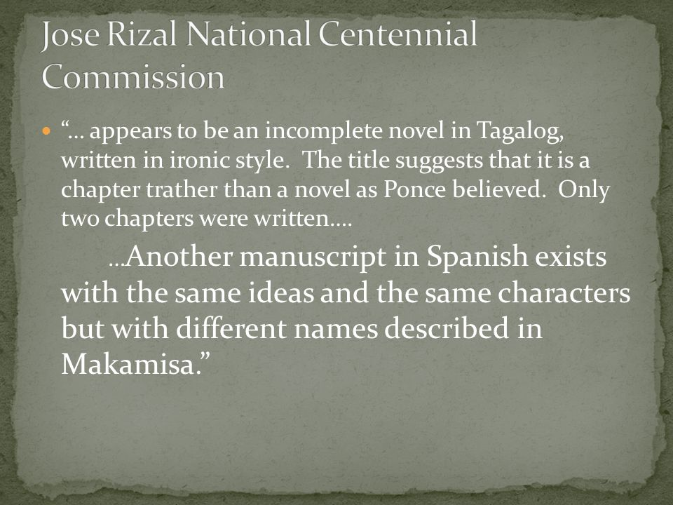 Jose Rizal National Centennial Commission