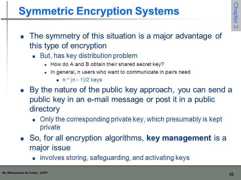 Symmetric Encryption Systems