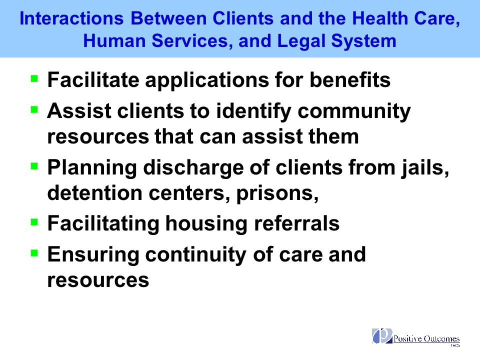 Facilitate applications for benefits