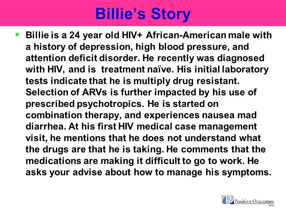 Billie's Story