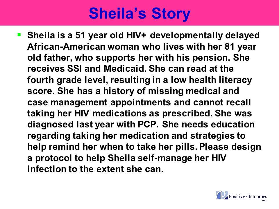 Sheila's Story