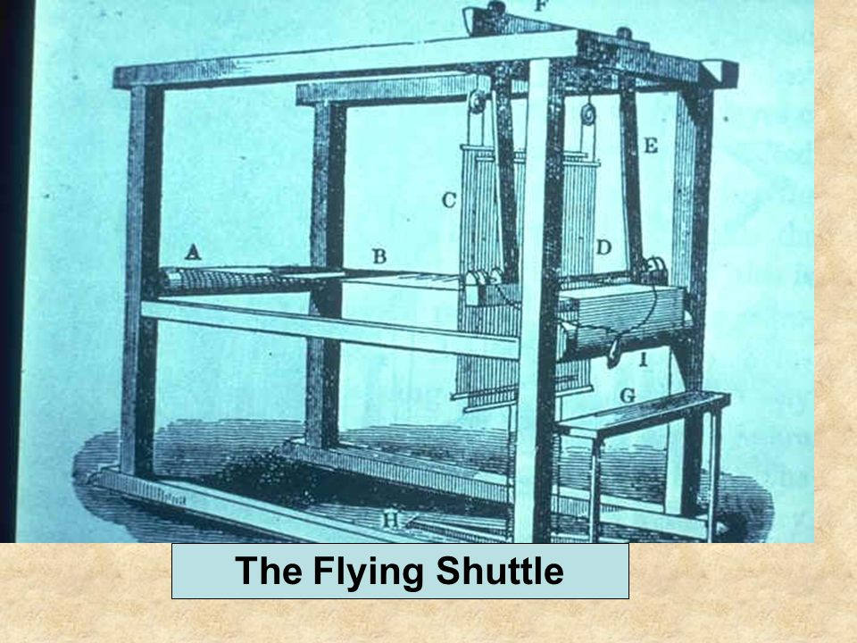 The Flying Shuttle