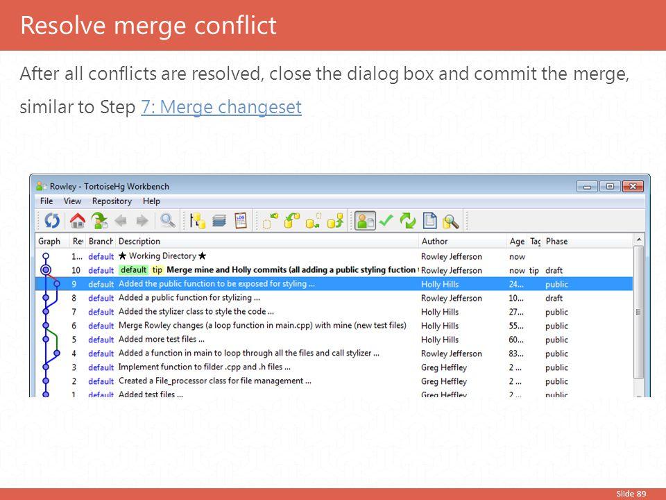 Resolve merge conflict