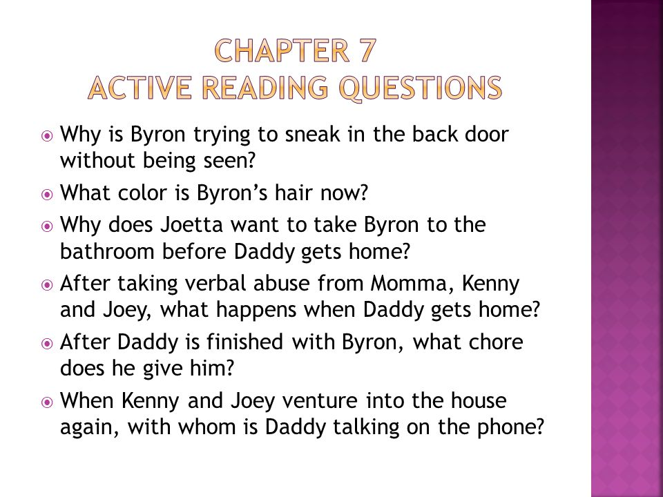 Chapter 7 active reading questions
