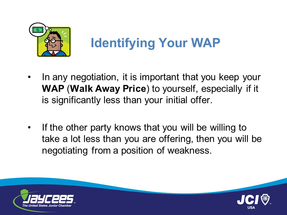 Identifying Your WAP