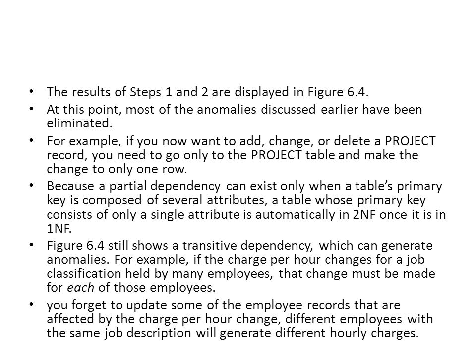 The results of Steps 1 and 2 are displayed in Figure 6.4.