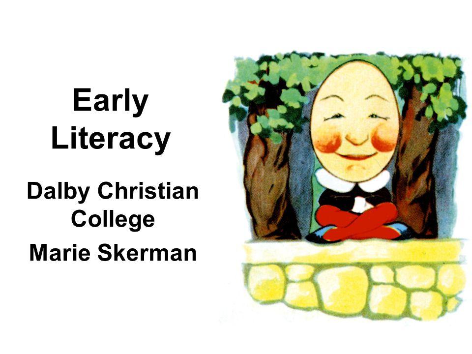 Dalby Christian College Marie Skerman