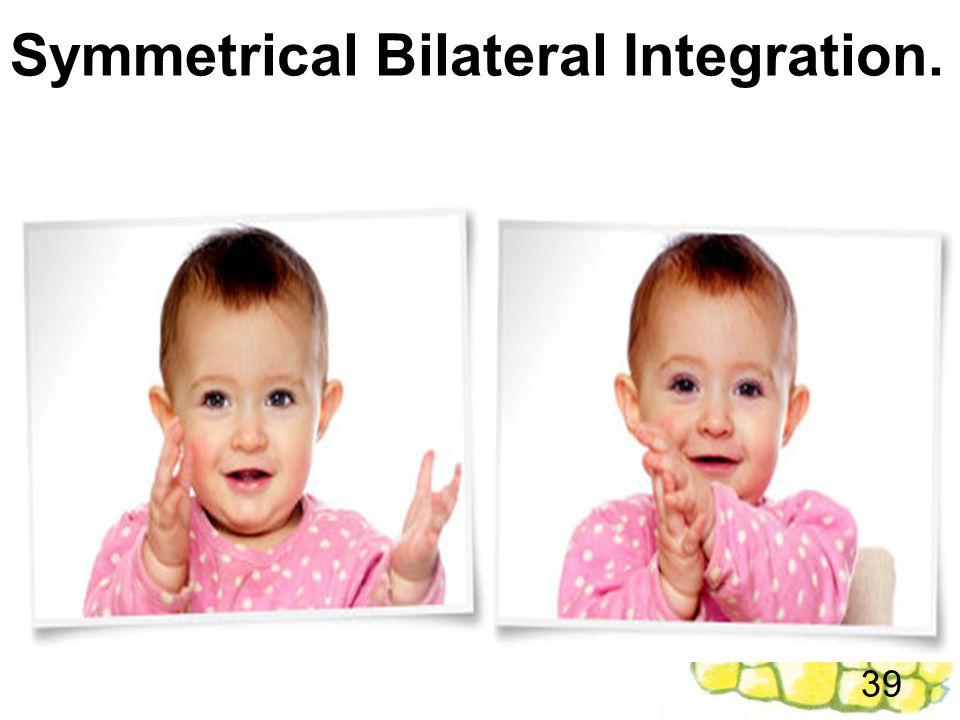 Symmetrical Bilateral Integration.