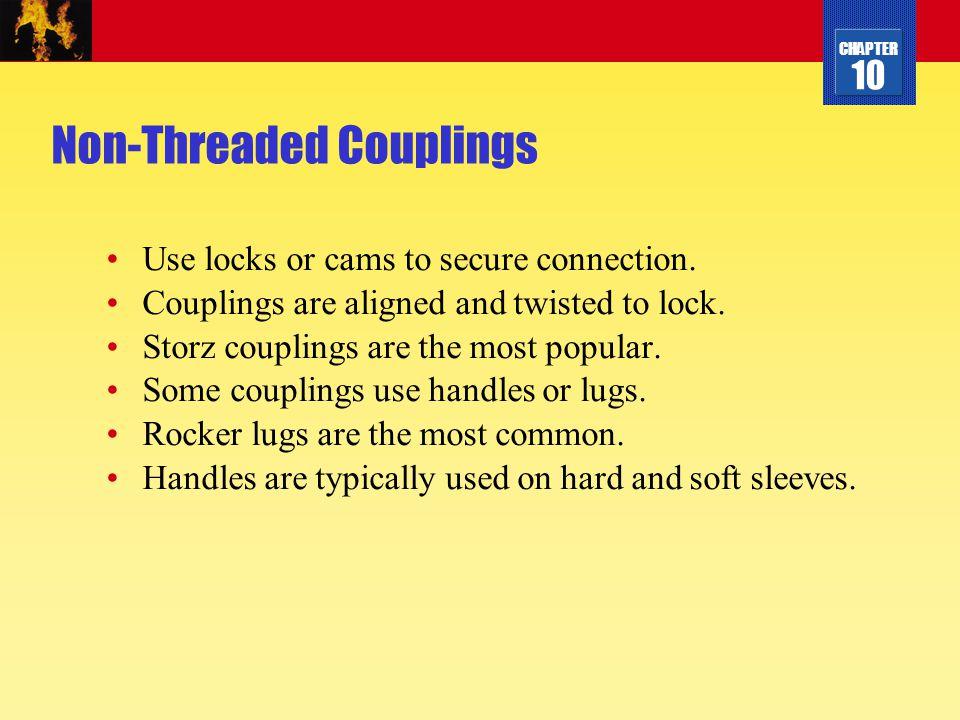 Non-Threaded Couplings