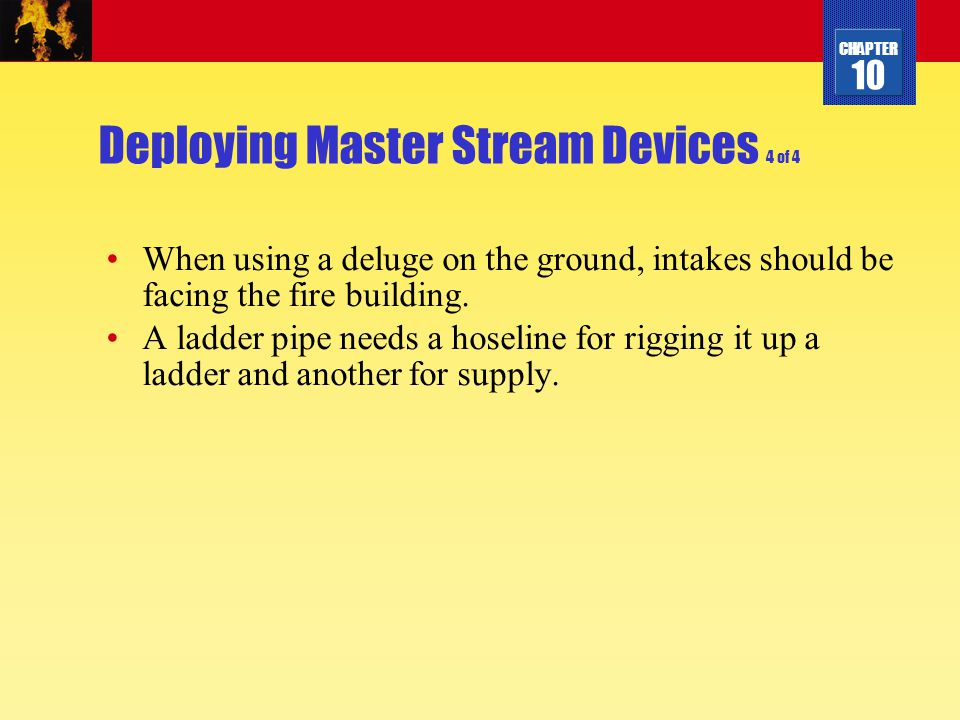 Deploying Master Stream Devices 4 of 4