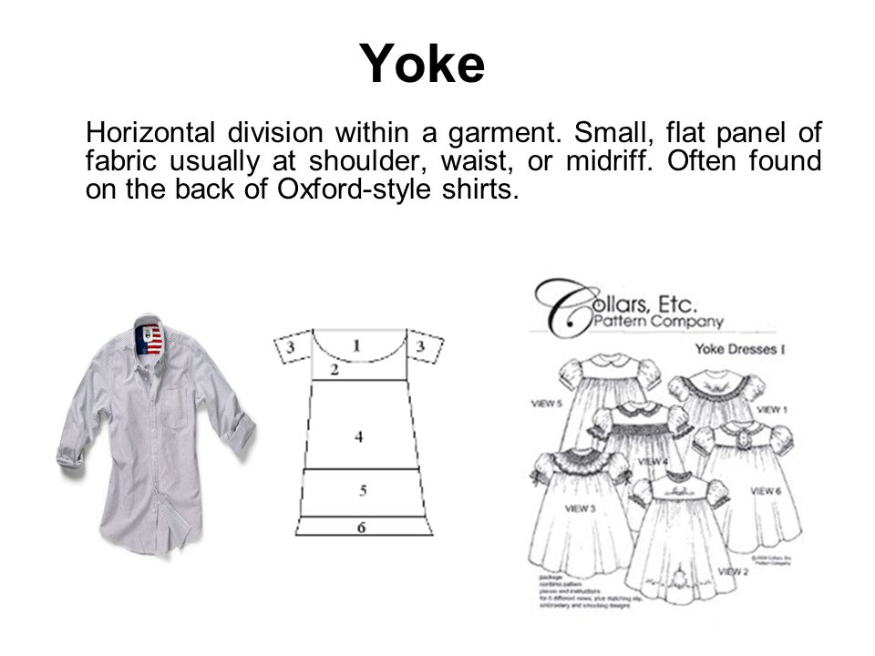 Clothing Construction Terminologies Ppt Video Online