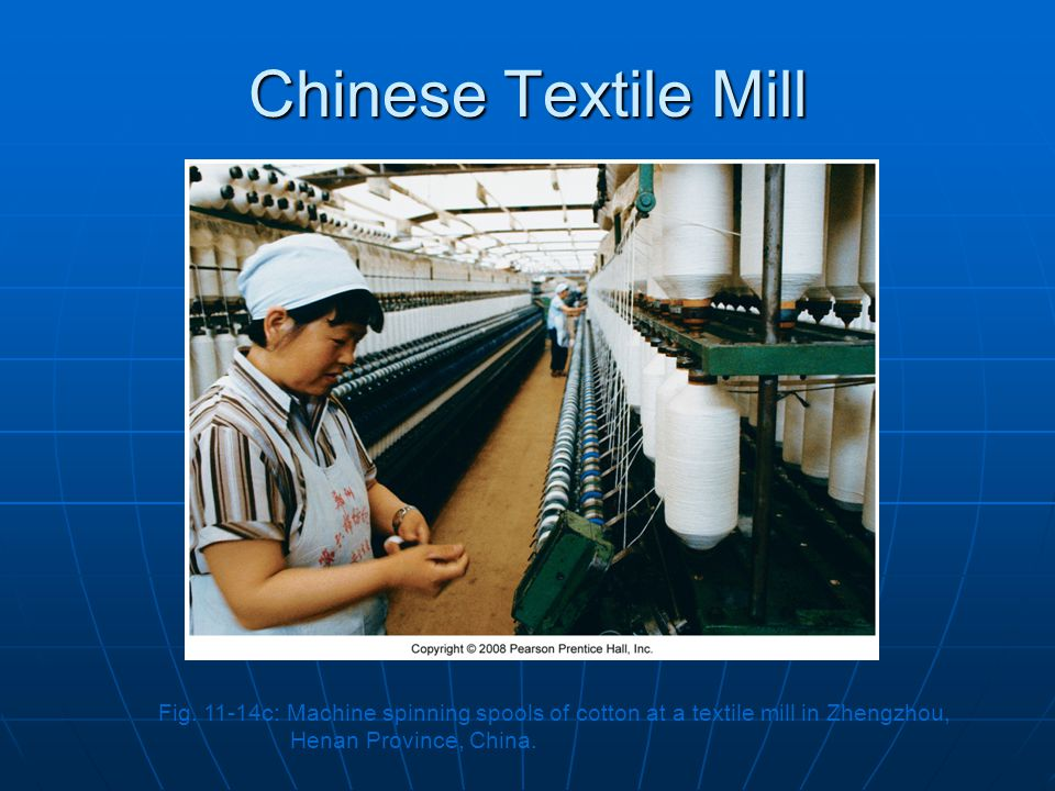 Chinese Textile Mill Fig.