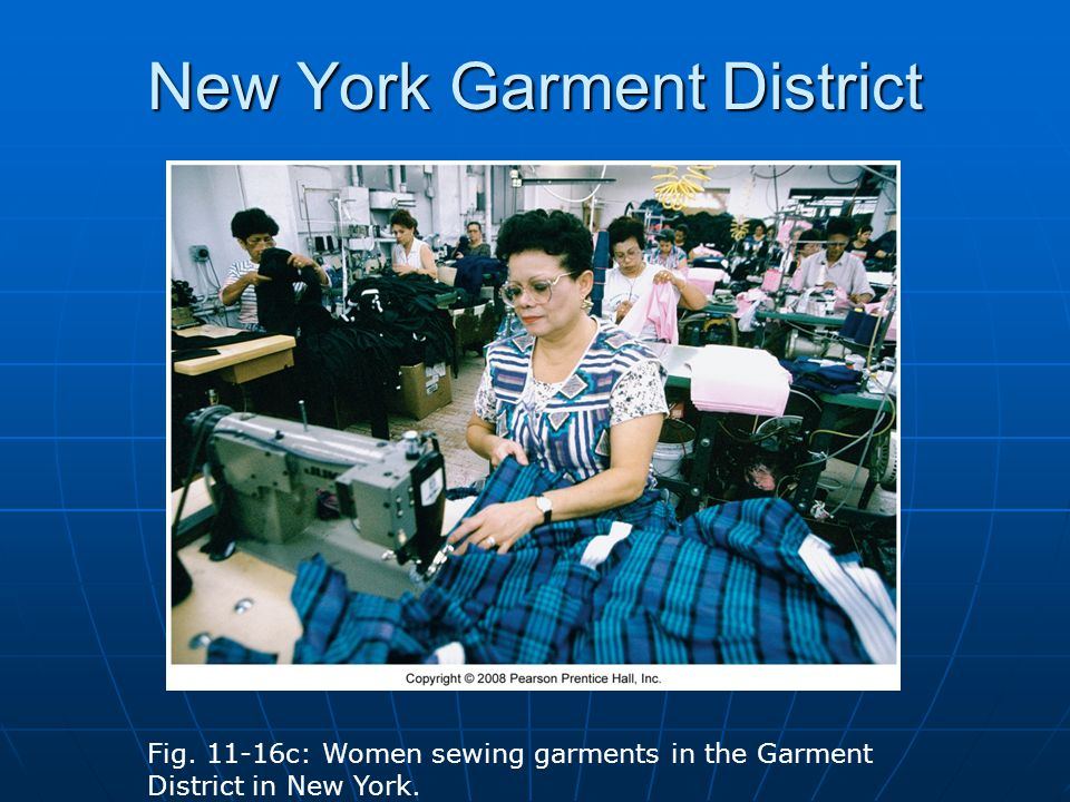 New York Garment District