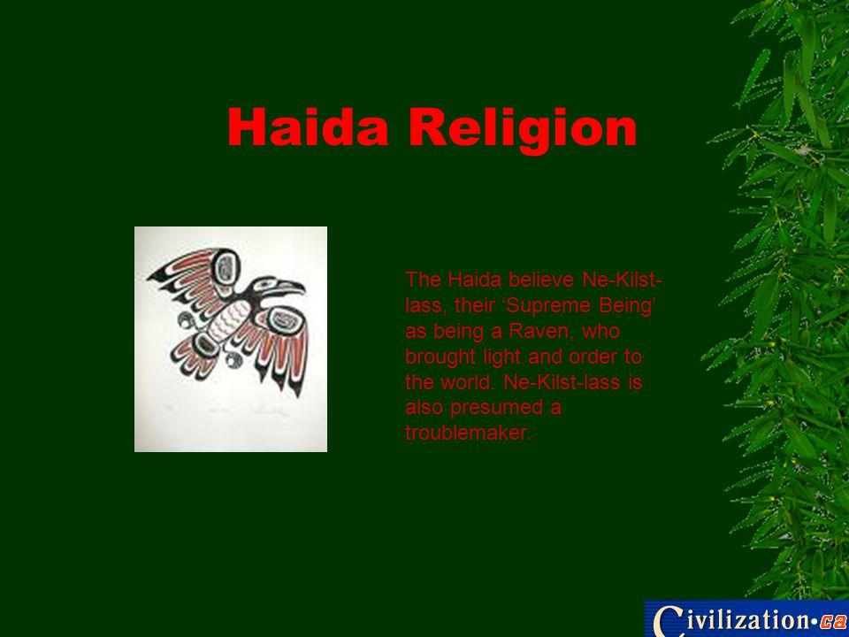 Haida Religion