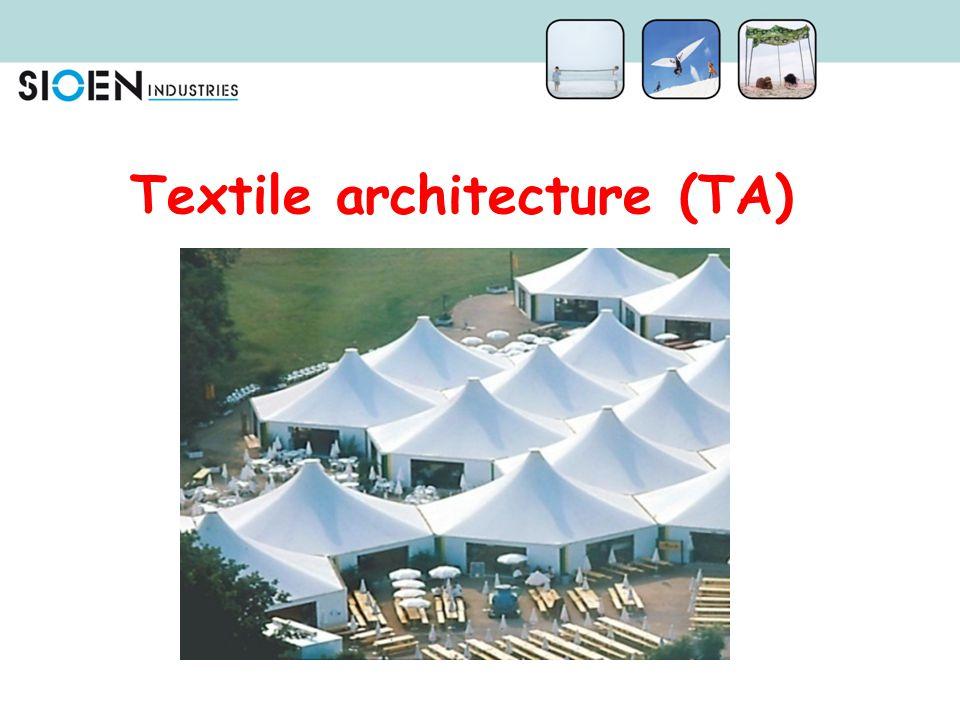 Textile architecture (TA)
