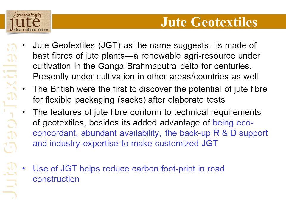 Jute Geotextiles