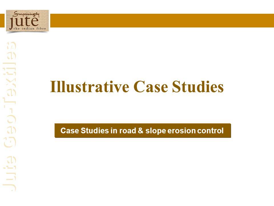 Illustrative Case Studies