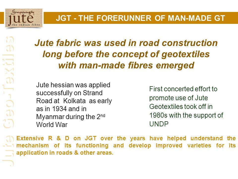 JGT - THE FORERUNNER OF MAN-MADE GT