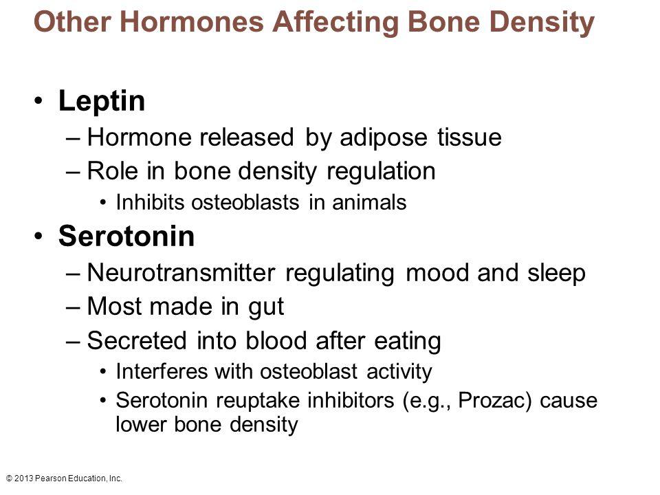 Other Hormones Affecting Bone Density