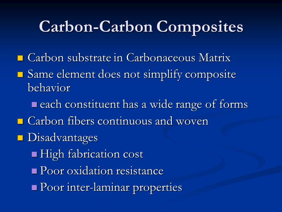 Carbon-Carbon Composites
