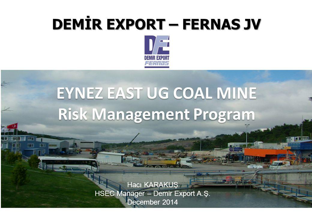 DEMİR EXPORT – FERNAS JV