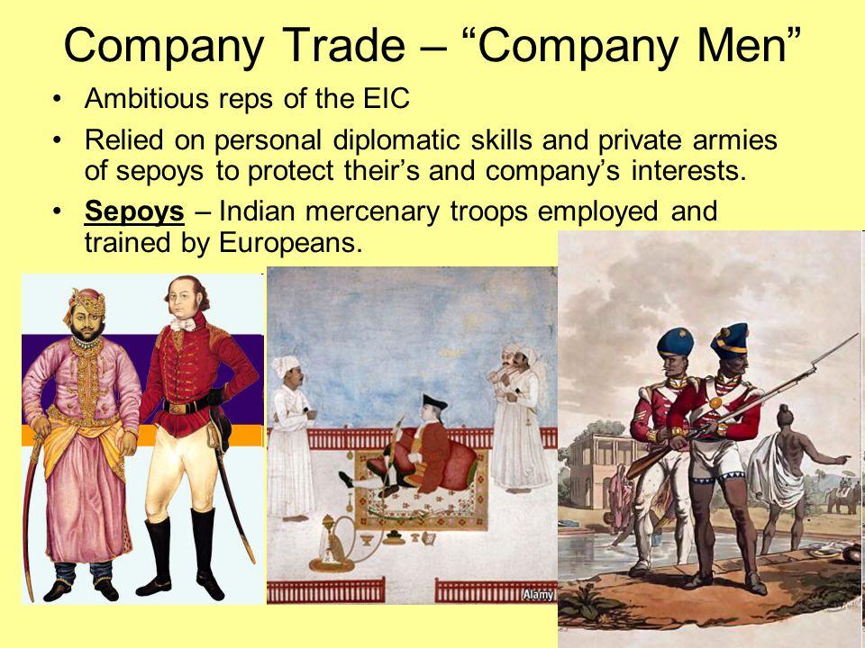 Company Trade – Company Men