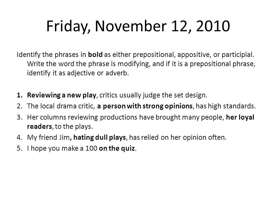 Friday, November 12, 2010