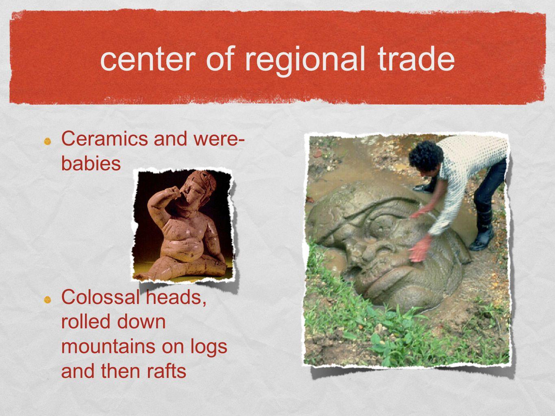 center of regional trade